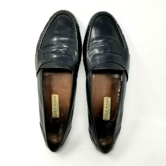 Cole Haan Other - Cole Haan mens loafers size 10.5 M black